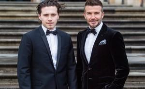 Khoảnh khắc gây sốt: Từ khi nào mà Brooklyn đã cao ráo, điển trai không kém cạnh gì bố David Beckham thế này!