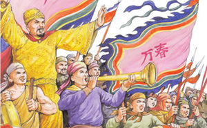 Sau Bà Trưng, nhân dân Cửu Chân, Nhật Nam nổi dậy liên tục, tiếc là không mấy thành công