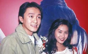 """Chu Ân và 3 năm yêu đương cay đắng với Châu Tinh Trì: Người duy nhất khiến """"Vua Hài"""" phải khóc trên chốn tình trường, cả đời không kết hôn"""