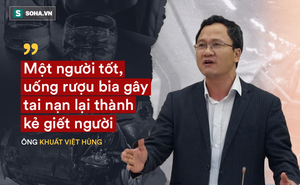 Ông Khuất Việt Hùng: TNGT giảm hàng nghìn vụ, vì sao chúng ta lại thấy ngày càng nghiêm trọng?
