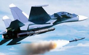 Su-30MKI phóng tên lửa BrahMos: Đừng phí công cầu nguyện, không có đủ thời gian đâu!