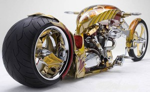 10 chiếc xe máy đắt nhất trên thế giới