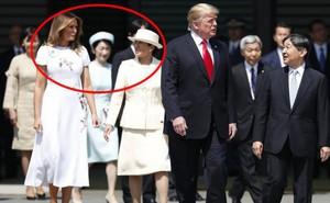 Vợ chồng Tổng thống Trump gặp tân Hoàng đế Nhật Bản, Hoàng hậu Masako khiến nhiều người kinh ngạc khi xuất hiện với hình ảnh hoàn hảo hơn mong đợi