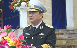 Đô đốc Nguyễn Văn Hiến bị đề nghị kỷ luật