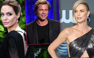 Charlize Theron lần đầu lên tiếng về tin đồn hẹn hò với Brad Pitt và thù ghét Angelina Jolie