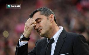 """HLV Barca bàng hoàng: """"Cái kết này quá khủng khiếp đối với chúng tôi"""""""