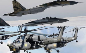 """Pakistan buông lời """"đường mật"""" với Nga: Lập tức có ngay Su-35 và trực thăng tấn công xịn?"""