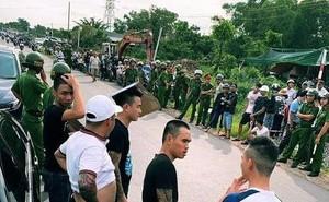 Ai gọi Giang '36' đến cùng nhóm xăm trổ vây xe ô tô có chở công an?