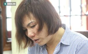 Nữ tài xế lái xe BMW gây tai nạn ở Hàng Xanh tiều tụy, nghẹn ngào khóc tại phiên xử