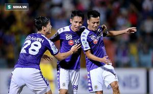 Văn Quyết lập công, Hà Nội FC nghẹt thở lọt vào trận chung kết Đông Nam Á tại AFC Cup