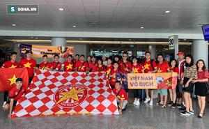 CĐV Việt Nam sẵn sàng phủ đỏ Chang Arena, tiếp lửa ĐT Việt Nam tại King's Cup