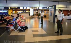 Nam hành khách hành hung nhân viên kiểm soát an ninh hàng không