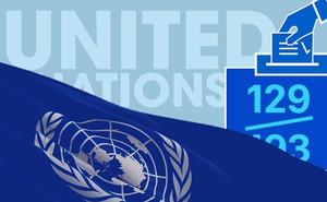INFOGRAPHIC: Những điều cần biết trước giờ G của cuộc bỏ phiếu kín quyền lực tại Liên Hợp Quốc