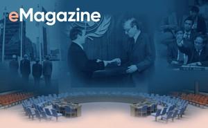 """Nước mắt Đại sứ Việt Nam trên đất Mỹ và hành trình 10 năm """"xếp gạch"""" vào Hội đồng bảo an Liên Hợp Quốc"""