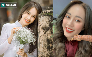"""Mặc áo dài trắng được nhận xét giống Chi Pu, cô gái hóa ra là gương mặt quen với thành tích """"khủng"""""""