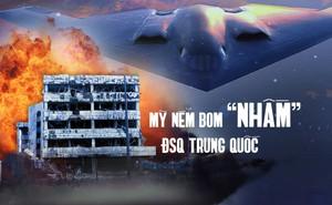 """Sai lầm """"nhuốm máu"""" của Mỹ trong vụ ném bom ĐSQ Trung Quốc: Nước mắt vẫn rơi sau 2 thập kỉ"""