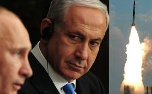 """Israel tự tay bắn hạ máy bay do chính mình thiết kế tại Syria: Cái giá của cuộc """"hôn nhân"""" thuận tiện với Nga"""