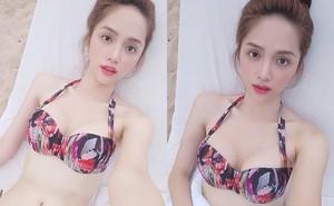 """""""Hoa hậu chuyển giới"""" Hương Giang khoe ảnh mặc bikini gợi cảm"""
