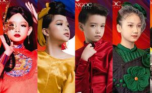 Dàn mẫu nhí đình đám cùng NTK Đắc Ngọc sang Thái Lan dự tuần lễ thời trang