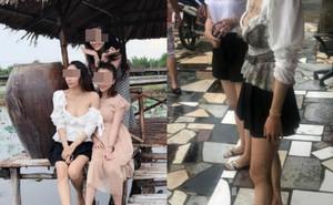 Nhóm người đàn ông sàm sỡ rồi đẩy cô gái xuống ao vì không được chụp ảnh: Nhân vật chính lên tiếng