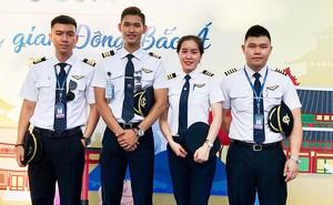 Nữ cơ phó 9x xinh đẹp: Từng không nghĩ sẽ làm phi công