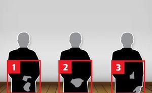 Hãy chọn cách vắt tay sau lưng quen thuộc để biết nếu làm sếp, bạn sẽ thuộc kiểu lãnh đạo nào