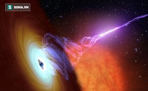 Bắt được 'quái vật vũ trụ' lớn nhất trong lịch sử ALMA: Gấp 2,25 tỷ khối lượng Mặt Trời