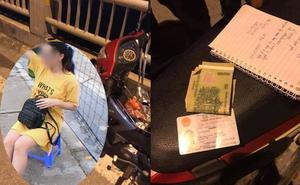 Cô gái bỏ lại xe cùng giấy tờ tuỳ thân nhảy cầu Vĩnh Tuy tự tử mới thi đỗ đại học