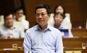 """Bộ trưởng Nguyễn Mạnh Hùng: """"Não người Việt Nam ở nước ngoài"""" nếu không có MXH của riêng mình"""