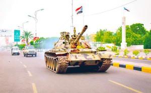 """Bày kế hoãn binh với Saudi: """"Đảo chính"""" của Nam Yemen thành công?"""