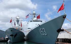 """Liệu Trung Quốc có tham gia """"Liên minh hải quân"""" do Mỹ dẫn đầu ở eo Hormuz nhằm vào Iran?"""