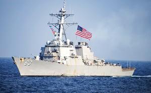 """Đô đốc SOUTHCOM: Hải quân Mỹ """"sẵn sàng chiến đấu"""" với Venezuela, chỉ chờ ông Trump?"""