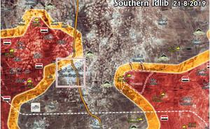 CẬP NHẬT: Quân đội Syria chiến thắng vang dội, thành phố chiến lược Khan Shaykhun được giải phóng