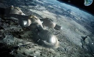 Phát hiện điểm định cư mới của con người trên... Mặt Trăng