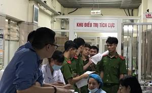 Kết quả xét nghiệm thuỷ ngân của 10 chiến sĩ cứu hoả trong vụ cháy công ty Rạng Đông