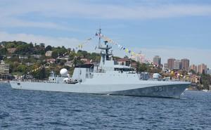 """Thái Lan """"chơi trội"""" khi trang bị tên lửa chống hạm cho tàu tuần tra xa bờ"""
