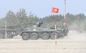 """Thực chiến xuất sắc ở Syria, nếu có BTR-80, Lục quân Việt Nam như """"hổ mọc thêm cánh"""""""