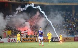 Sếp Hà Nội FC: Chúng tôi không nhận được công văn cảnh báo trước trận của VPF