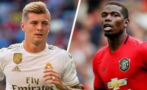 Zidane tìm được chìa khóa, Man United sắp chia tay Pogba?