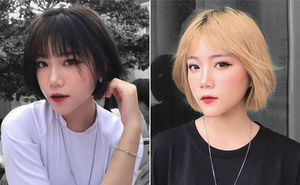 Nữ sinh 16 tuổi được thả tim ầm ầm vì tóc ngắn cá tính và gương mặt y như ulzzang Hàn
