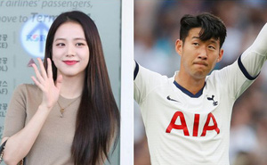 Son Heung-min dính 'nghi án' cặp kè mỹ nhân hàng đầu xứ Hàn