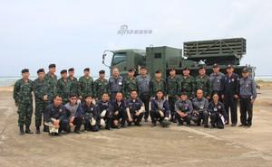 Thái Lan nghiệm thu pháo phản lực 122 mm tiên tiến nhất Đông Nam Á