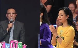 """Bị MC Lại Văn Sâm """"khích"""", NSƯT Chiều Xuân quyết làm điều chưa từng làm trước khán giả"""