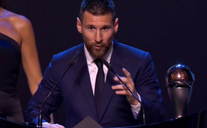 """Messi giành giải The Best: """"Với tôi, giải thưởng cá nhân không phải điều quan trọng nhất"""""""