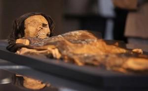 Những hình xăm ấn tượng của người cổ đại