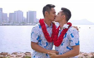 Đám cưới đẹp như mơ của 3 cặp đôi đồng tính nổi tiếng showbiz Việt