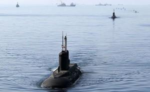 """Hải chiến Mỹ-Iran: Tàu ngầm công nghệ Triều Tiên có trở thành """"sát thủ"""" khiến Mỹ ôm hận?"""