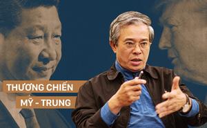 """Thương chiến Mỹ-Trung: Cuộc đấu khốc liệt giữa hai """"ông lớn"""", nhìn từ góc độ chính trị đối ngoại và vận hội đất nước"""