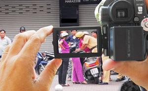 4 trường hợp bị dân tố vi phạm giao thông: Cơ quan chức năng chưa thể xử lý