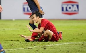 Thái Lan 0-0 Việt Nam: Việt Nam suýt mất điểm vào phút cuối